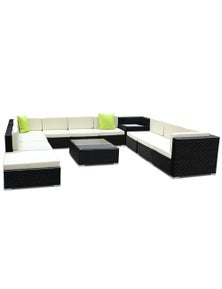 Gardeon 12 Piece Outdoor Sofa Set