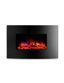 Devanti Electric Fireplace Wall Mounted Heater