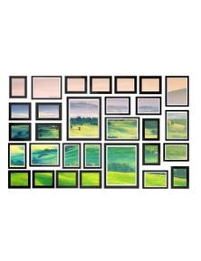 Artiss Black Photo Frames - 30PCS
