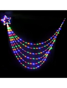 Jingle Jollys Christmas Lights Motif 200 Led