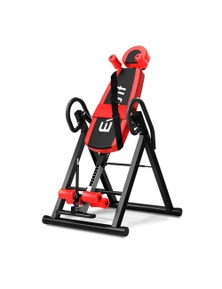 Everfit Inversion Table Gravity Stretcher Inverter Red