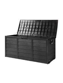 Giantz Outdoor Storage Box Container Garden Shed Toys Tool Chest Indoor Outdoor