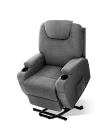 Artiss Recliner Chair Electric Lift Massage Chairs Heated Lounge Sofa