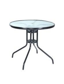 Gardeon Outdoor Bar Table - Steel Frame