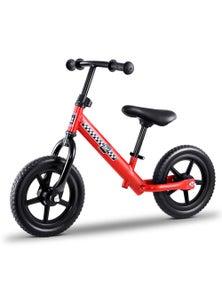 Rigo Kids Balance Bike - 12 Inch Red