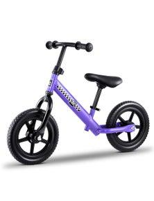 Rigo Kids Balance Bike - 12 Inch Pink