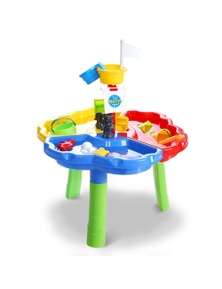 Keezi Kids Beach Sand and Water Play Table