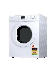 Devanti 7Kg Vented Tumble Dryer - White