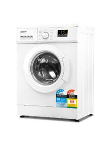 Devanti 8kg Front Load Washing Machine with  Quick Wash and 24h Delay