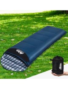 Weisshorn Single Thermal Sleeping Bag Camping Hiking