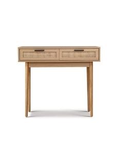 Artiss Rattan Console Table