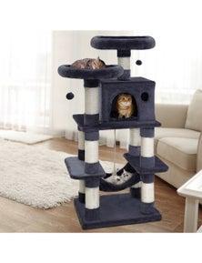 i.Pet Cat Tree Scratching Post 145cm