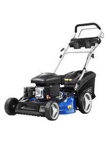 Giantz Lawn Mower - 21 Inch 220cc 4 Stroke Petrol Mower Grass Catch