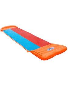 Bestway Inflatable Water Slip Slide Double Kids Splash Toy