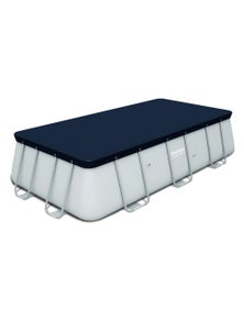 Bestway Above Ground Swimming Pool Cover For Pools LeafStop 3.96m