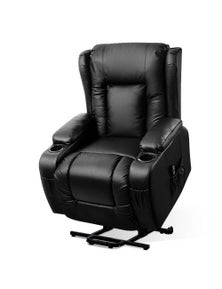 Artiss Recliner Chair Electric Massage Lift Chairs Heated Lounge Sofa