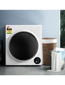 Devanti 5Kg Vented Clothes Dryer Tumble Dryers - White