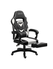 Artiss Valiant Office Gaming Computer Chair - White