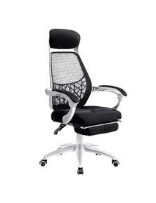 Artiss Mosaic Office Chair - White