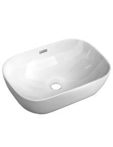 Cefito Ceramic Bathroom Basin Sink - White 46cm x 33cm x 13cm