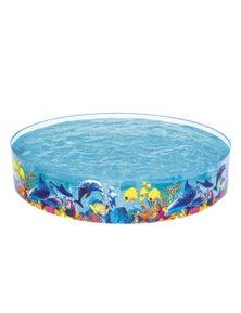 Bestway Swimming Pool Kids Play Inflatable Round