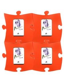 Puzzle Picture Frame Pantone 165U 4PK
