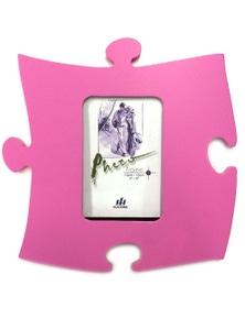 Puzzle Picture Frame Pantone 224U