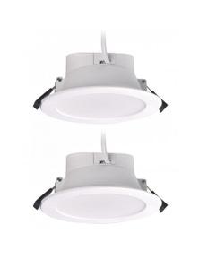 Laser Smart Home 10W Smart White LED Downlight 240v 2x