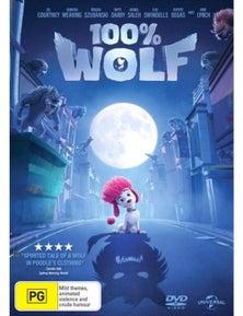 100% Wolf DVD