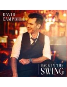 David Campbell: Back In The Swing CD
