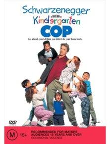 Kindergarten Cop DVD
