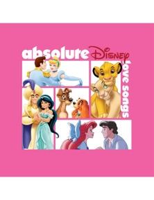 Various: Absolute Disney- Love Songs CD