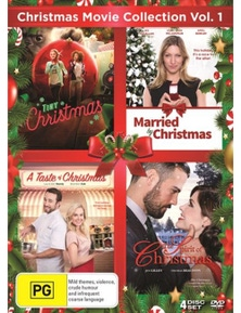 Christmas Movie Collection- Vol 1 DVD