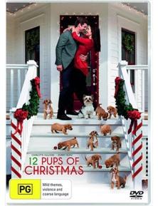 12 Pups Of Christmas DVD