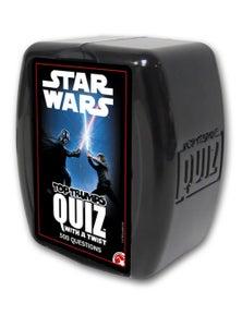 Star Wars Top Trumps Quiz Card Game