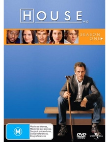 House, M.D.- Season 1 DVD