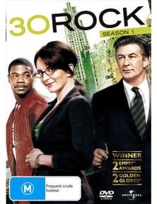 30 Rock- Season 1 DVD