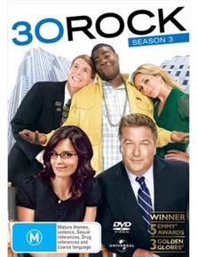 30 Rock- Season 3 DVD