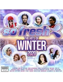 Various Artists: So Fresh- The Hits Of Winter 2020 CD