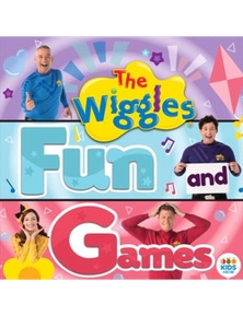 The Wiggles: Fun And Games CD