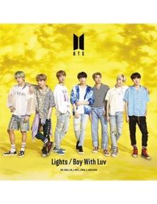 BTS: Lights- Limited Edition A CD/DVD