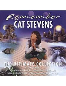 Cat Stevens: Remember Cat Stevens- The Ultimate Collection CD
