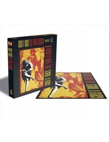Guns N' Roses – Use Your Illusion 1 500 Piece Puzzle