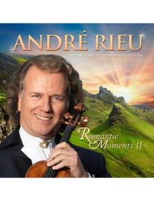 André Rieu: Romantic Moments II CD