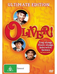 Oliver!- Ultimate Edition DVD