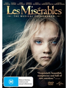 Les Miserables (2012) DVD