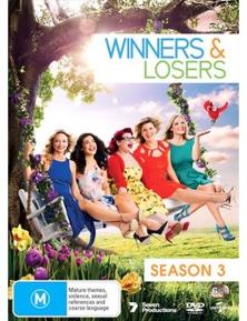 Winners and Losers- Season 3 DVD