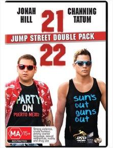 21 Jump Street / 22 Jump Street Double Pack DVD