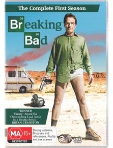 Breaking Bad- Season 1 DVD