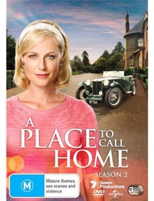 A Place To Call Home- Season 2- Revised Edition DVD